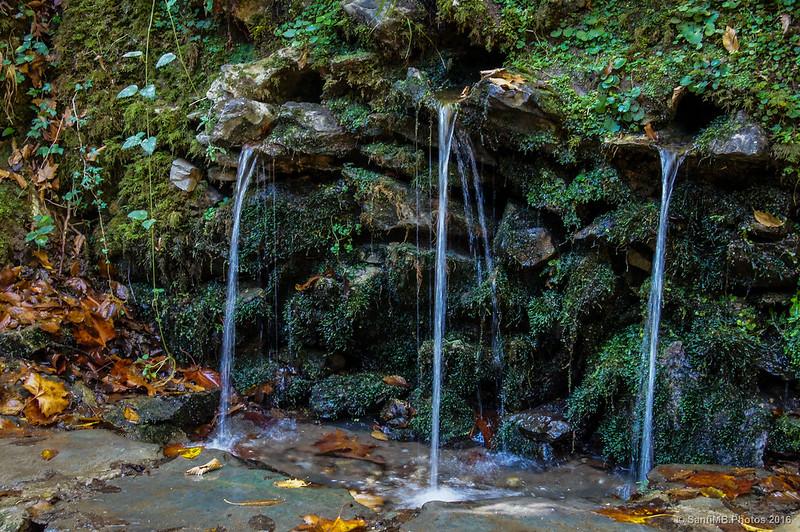 Caños de la Fuente de San Juan Xar