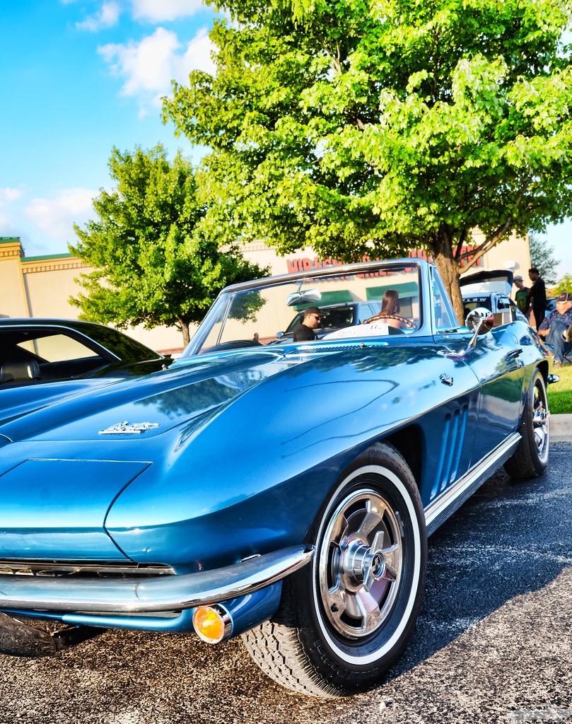 1966 Chevy Corvette Stingray Chad Horwedel Flickr By
