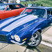 Blue Split Bumper Camaro III