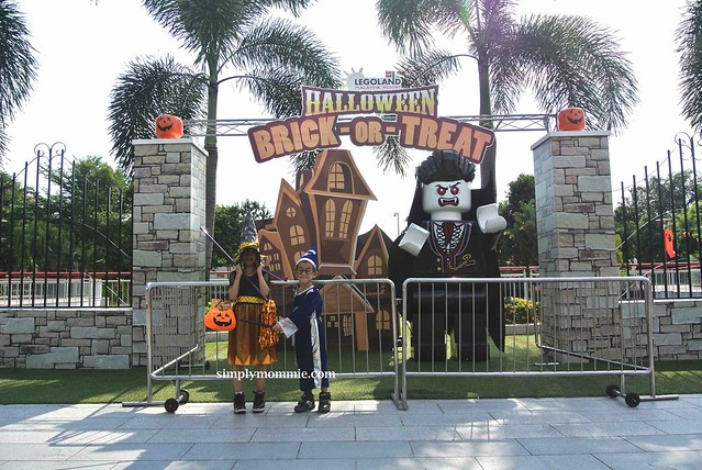 Legoland Malaysia Halloween 2016