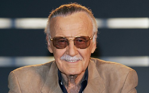 SuperHero Marvel Stan Lee