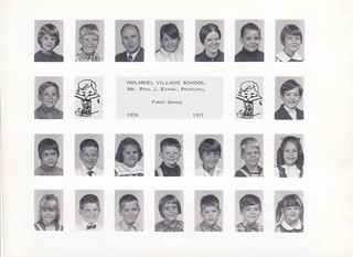 Village School (Holmdel, New Jersey) Class Picture (1st Grade - 1970-1971) | by cseeman