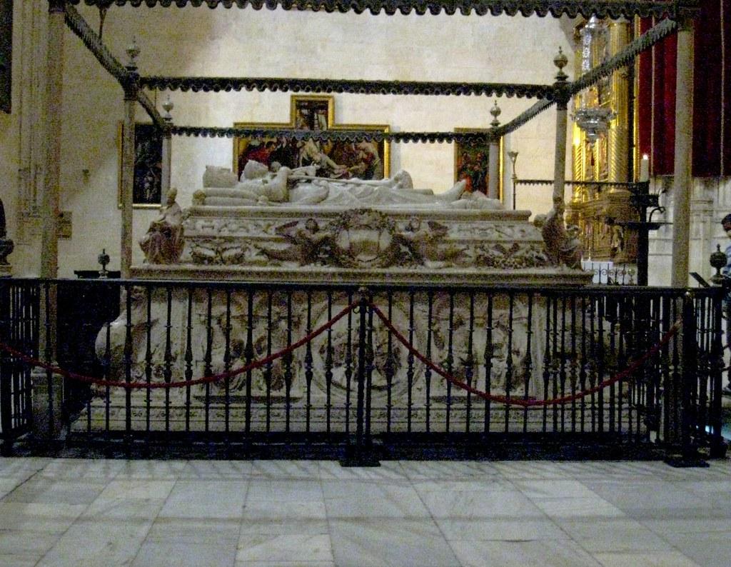 Granada catedral capilla real sepulcros de los reyes ca - Abella granada ...