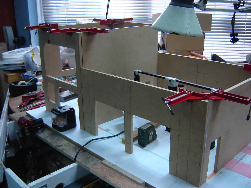 1 18 Abarth Dealership Diorama Starting With The Plans