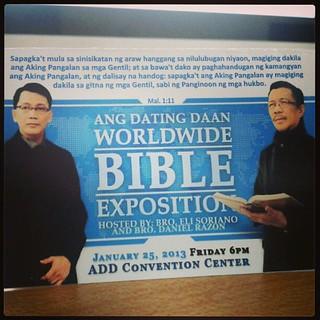 Ang dating daan bible exposition 2011 nba 1