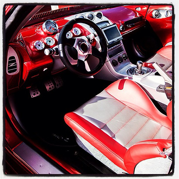 My custom 350z interior nissan nismo 350z interior ca for Interieur 350z