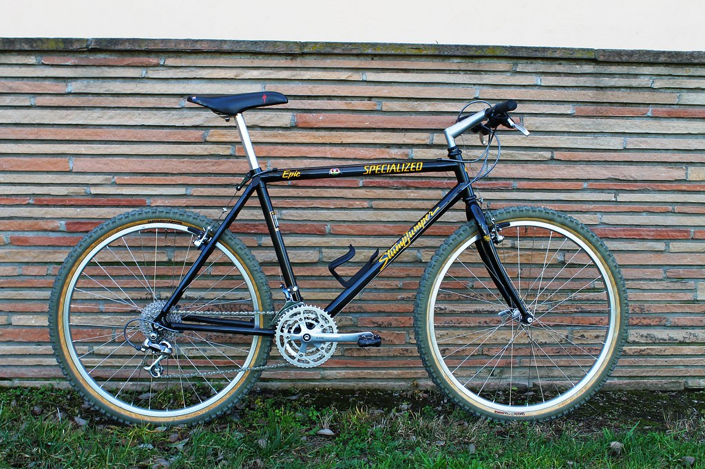 1991 Specialized Stumpjumper Epic Ultimate Retired