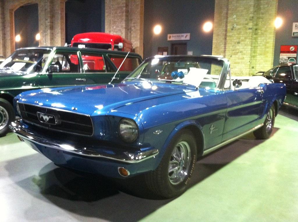 ford mustang cabrio 1964 260 cui v8 engine 260cui. Black Bedroom Furniture Sets. Home Design Ideas