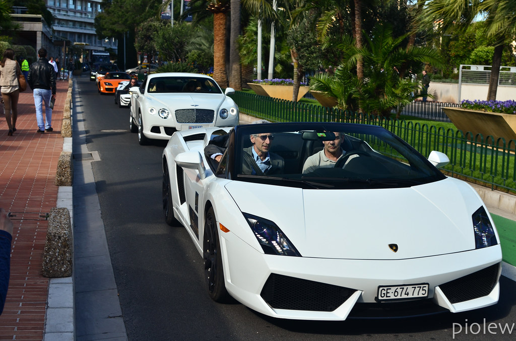 Exceptional ... Lamborghini Gallardo LP560 4 Spyder, Bentley Continental GT, KTM MTM  X Bow