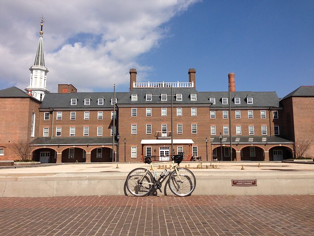 Day 16 - Market Square, Old Town Alexandria