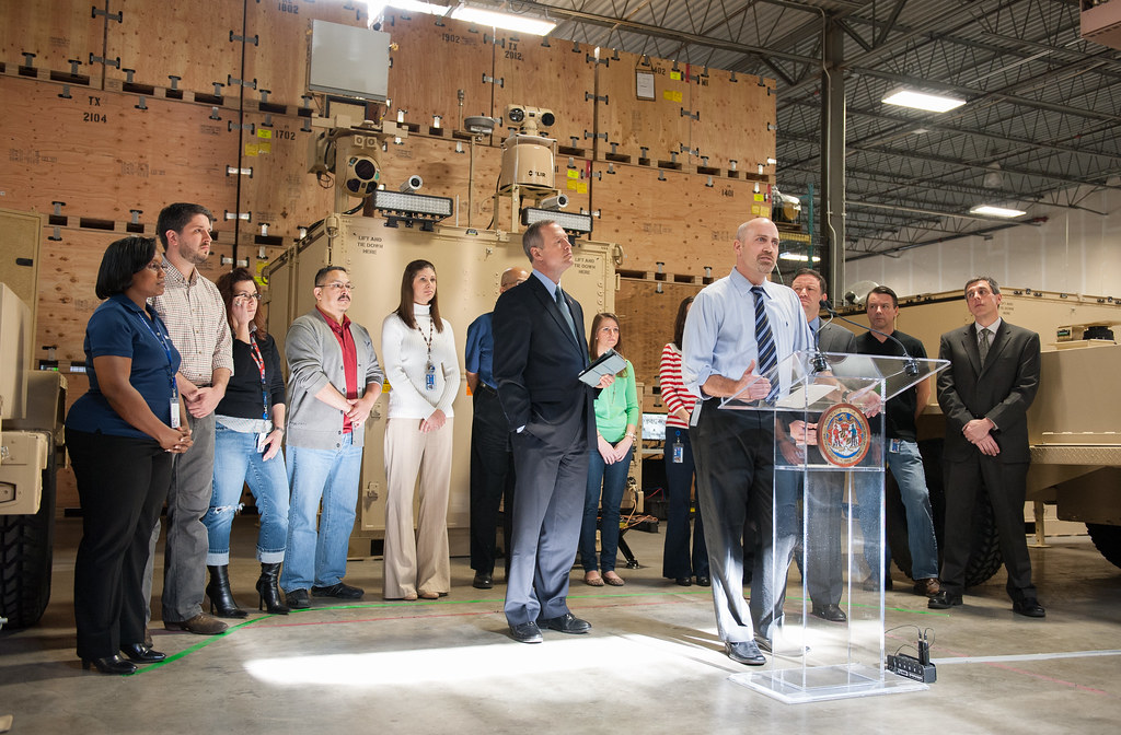 Sequestration Press Conference at FLIR Systems | Sequestrati