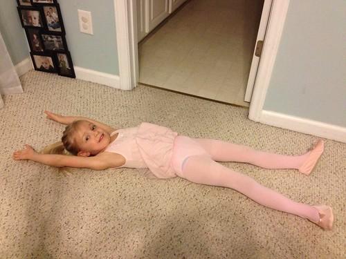 New Ballet Clothes
