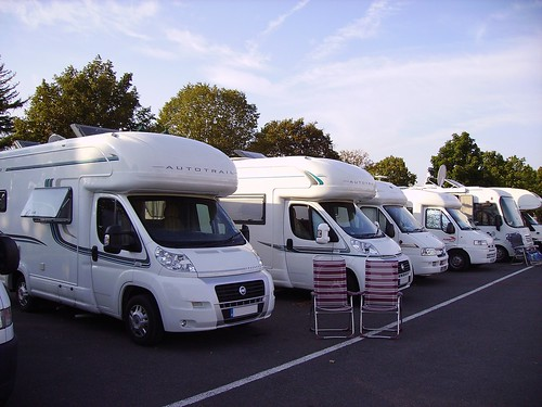 Recreational vehicles in Briare | by JPC24M