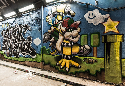 Super Smashers! | by Sean Batten