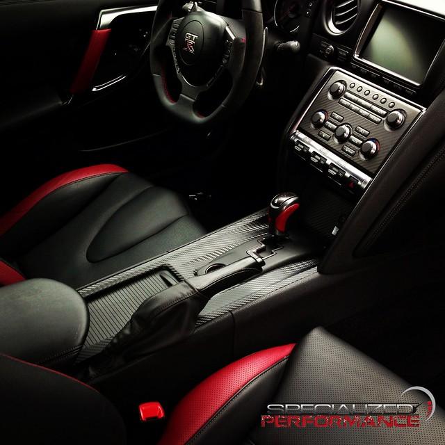2013 Nissan Gt R Interior