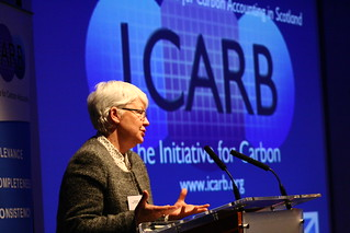 Professor Sue Roaf, Chair of ICARB | by ICARB.org