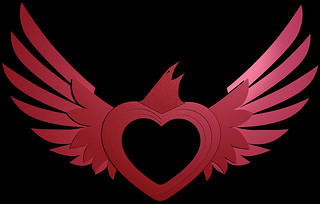 Heart Phoenix Emblem | by GWW