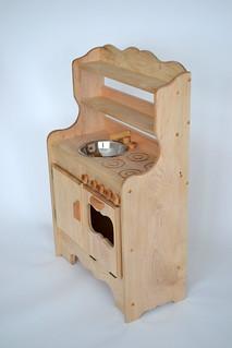 Solid Hardwood Kitchen Cabinets