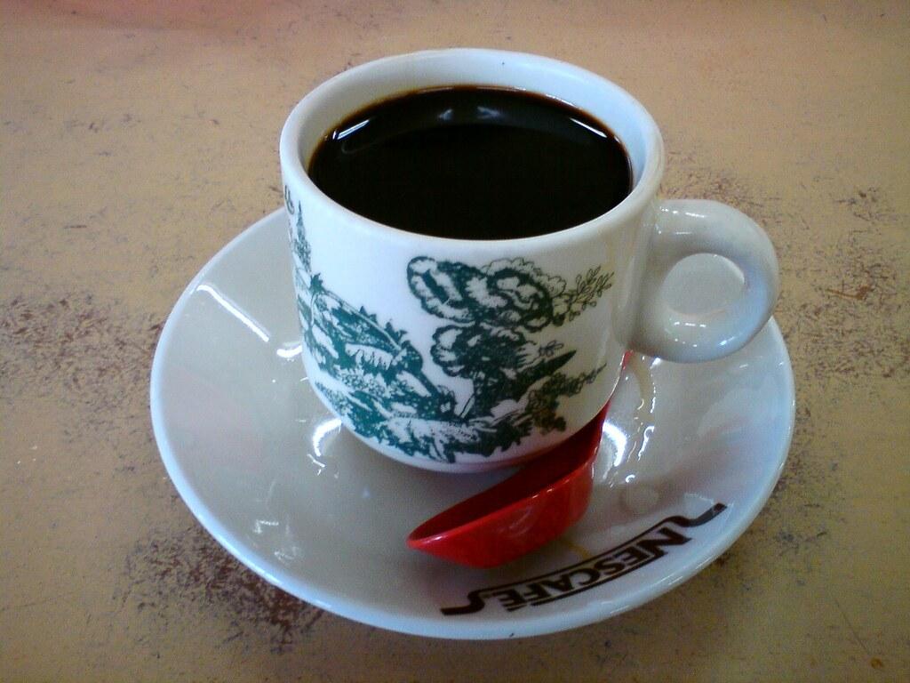Kopi o at a chinese style cafe near my sister 39 s kopi cof flickr
