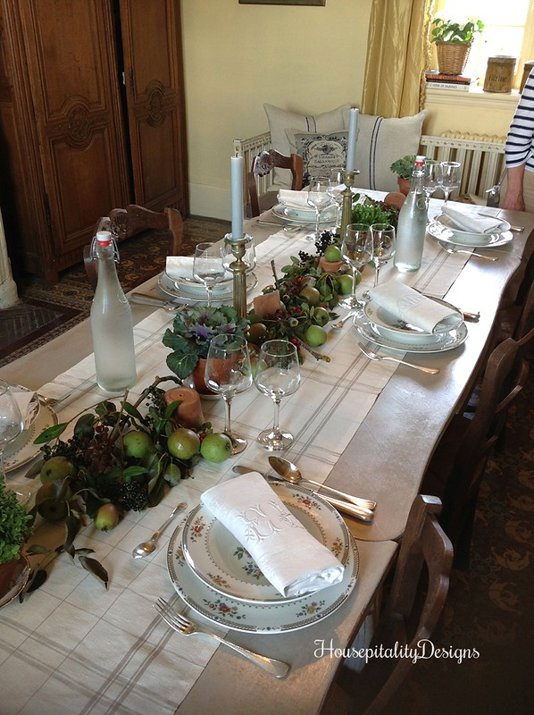 Rabbit Hill Tablescape - Housepitality Designs