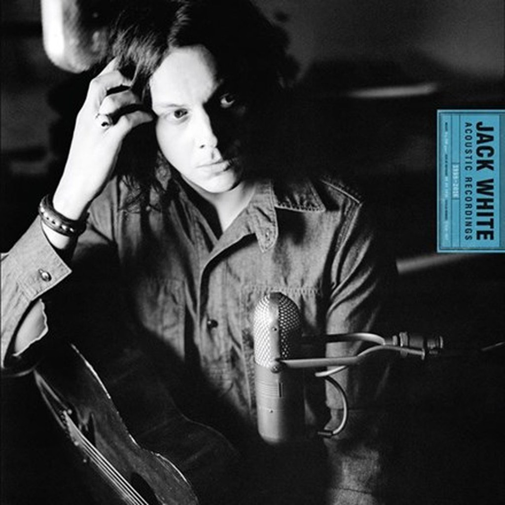 Jack White - Jack White Acoustic Recordings 1998-2016