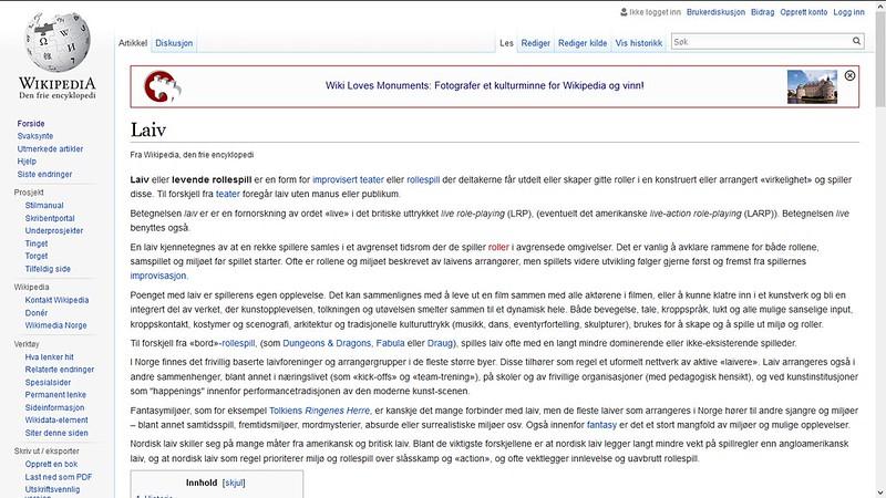 laiv haraldsen wiki