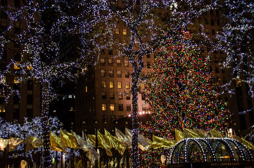 nyc christmas lights by m01229 nyc christmas lights by m01229 - Christmas Lights Nyc