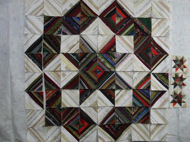 String Of Lights Quilt : String Star Quilt Jan 2013 002 Flickr - Photo Sharing!