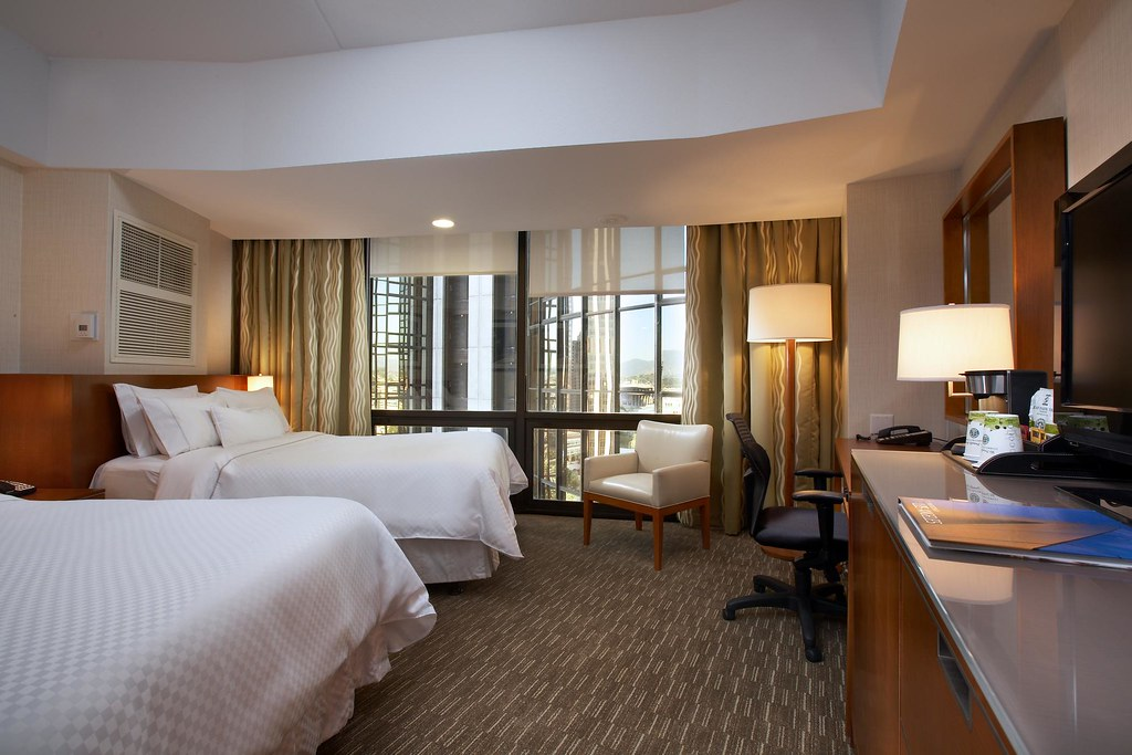 The Westin Bonaventure Hotel And Suites Los Angeles