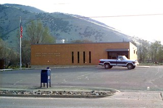 Morgan, UT post office | by PMCC Post Office Photos