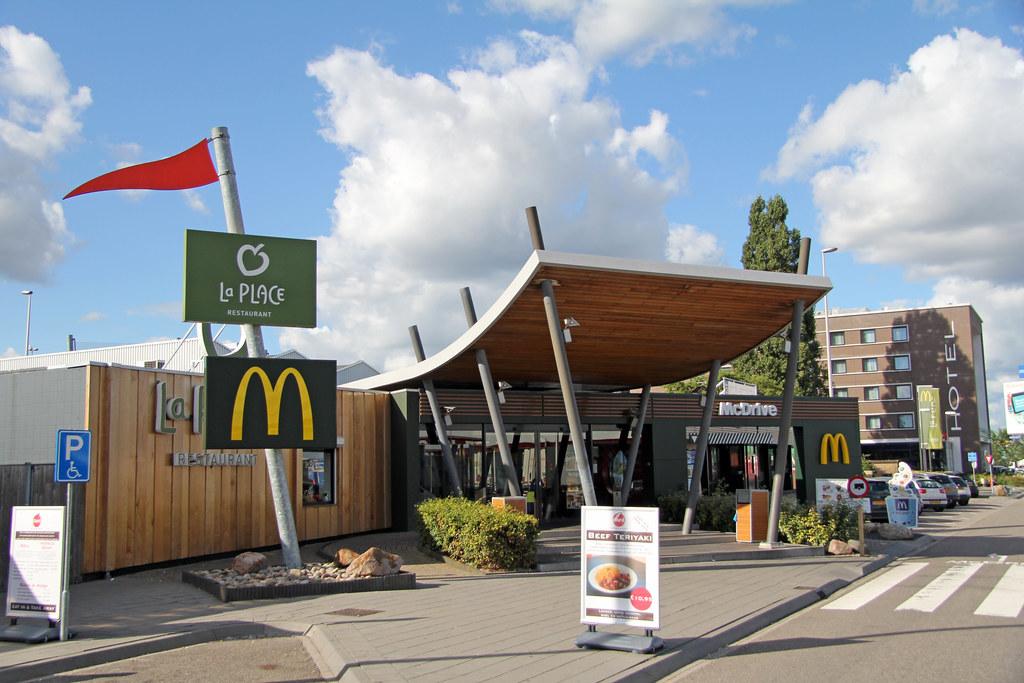 McDonald's Hazeldonk Oost (Netherlands) | Hazeldonk is the ...