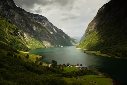 Sognefjord, Norway | by ewixx