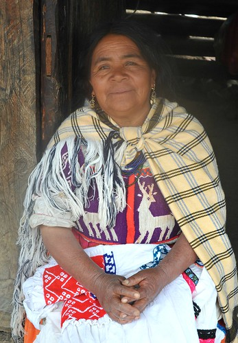 mixtec woman oaxaca this woman lives in a small village
