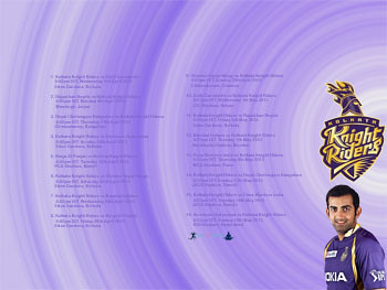 Kolkata Knight Riders Ipl 2013 Wallpaper Schedule Download Flickr