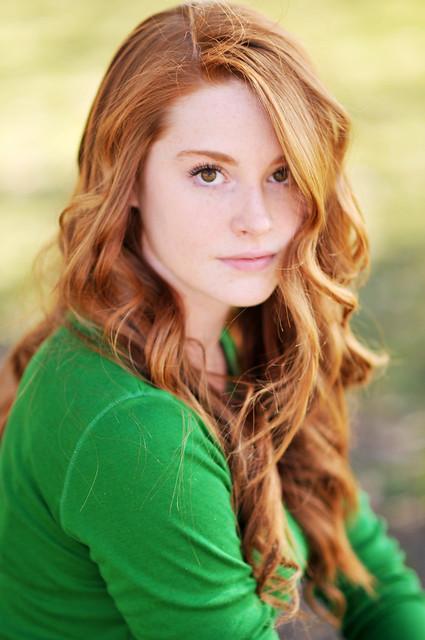 Amy E Redhead Model DSC_9336