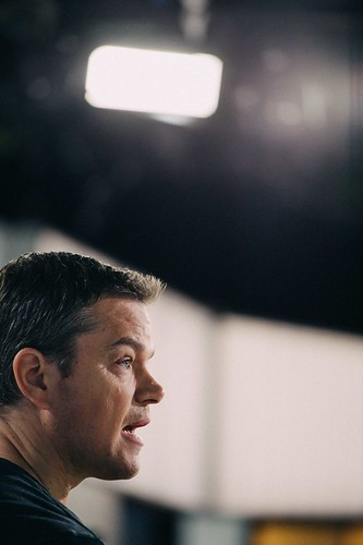 Matt Damon | Nathan Congleton | Flickr Matt Damon