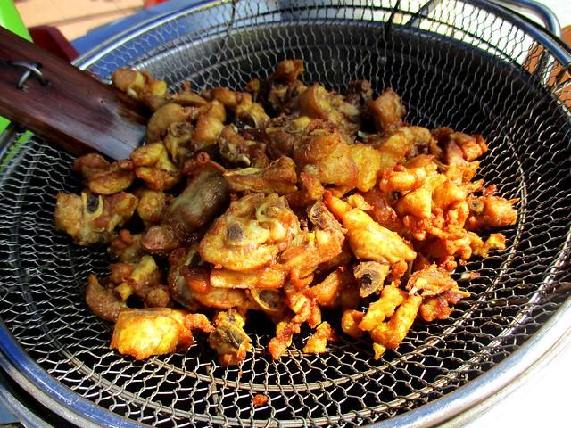 Fried chicken, new