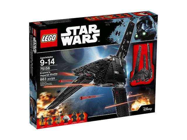 LEGO Star Wars 75156 - Krennic's Imperial Shuttle