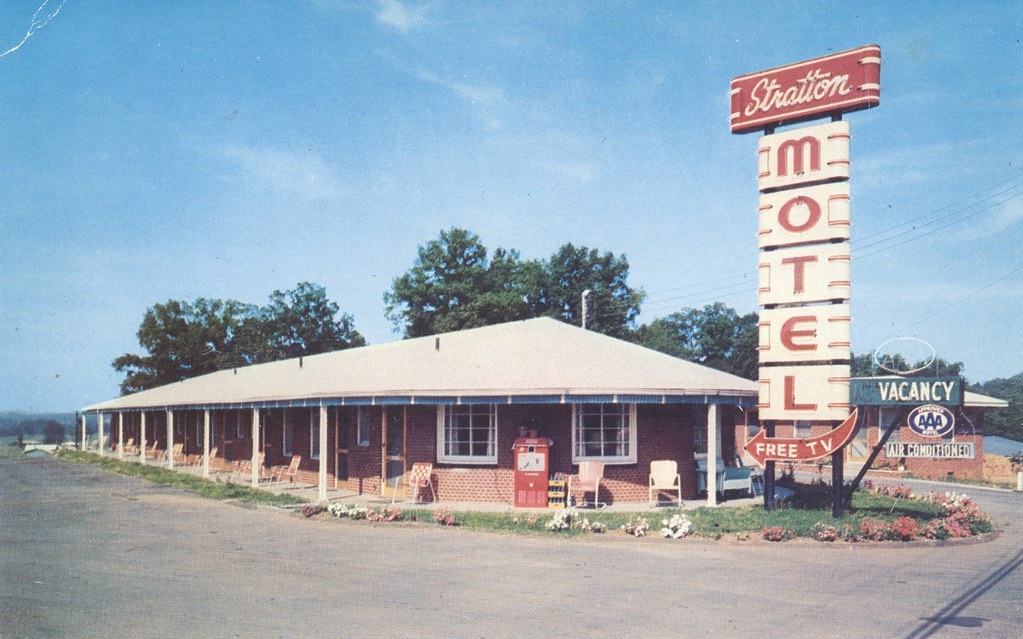 Stratton Motel - Knoxville, Tennessee