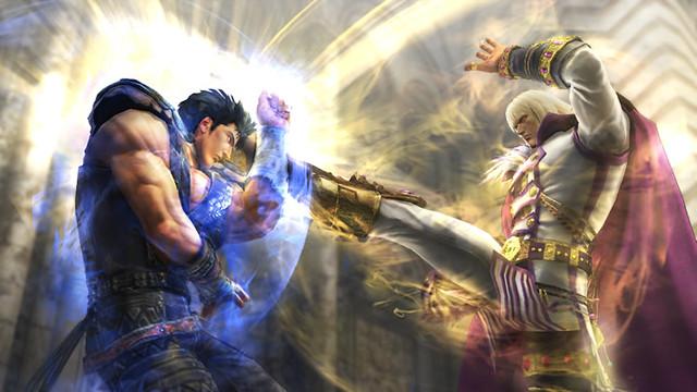 Hokotu No Ken - Fist of the North Star : Ken's Rage 2 - Shin