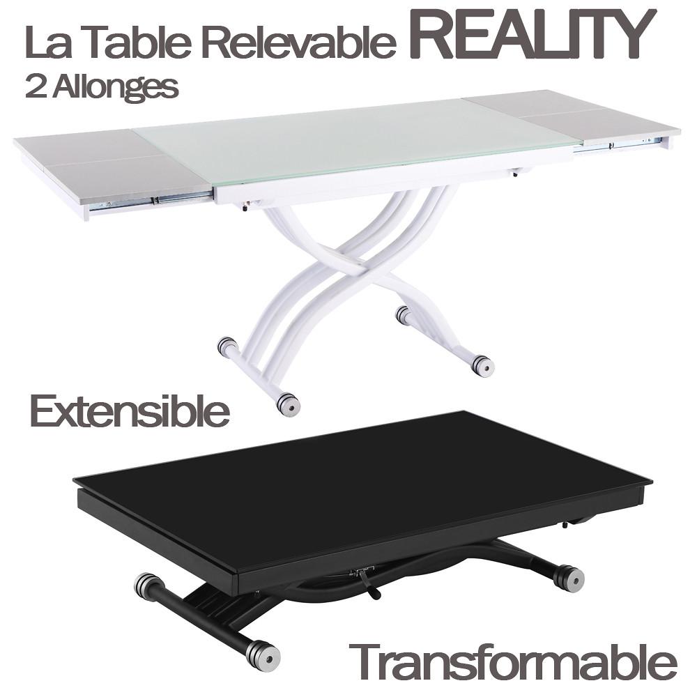 table relevable extensible ella bois vintage. Black Bedroom Furniture Sets. Home Design Ideas
