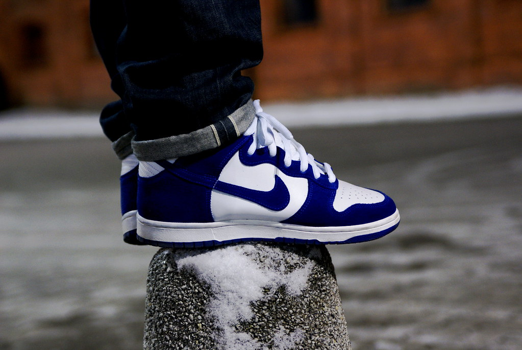 ... Nike Dunk SB Kentucky   by szybki1