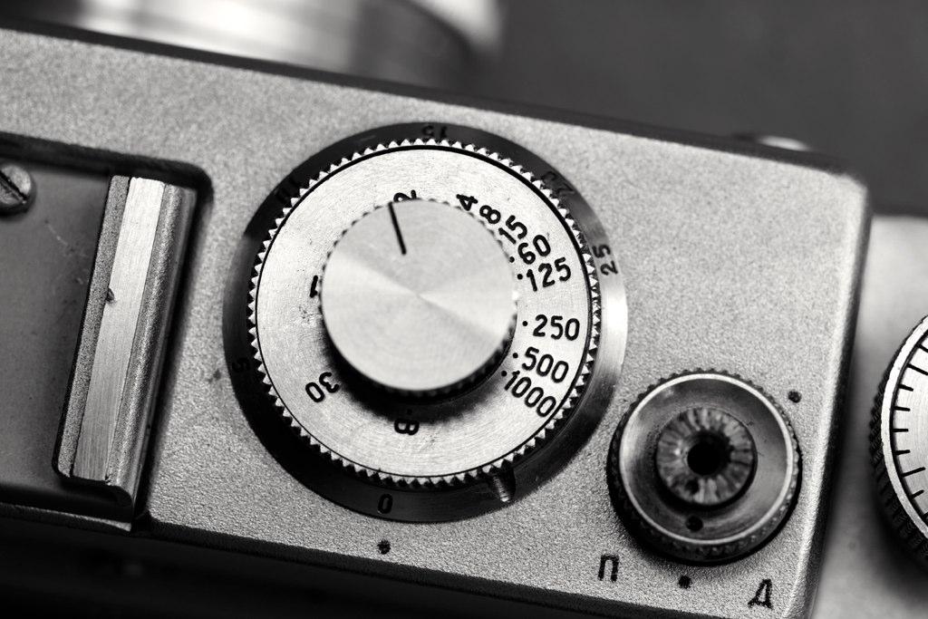 Zorki-4 Shutter Speed Dial | Flickr - Photo Sharing!