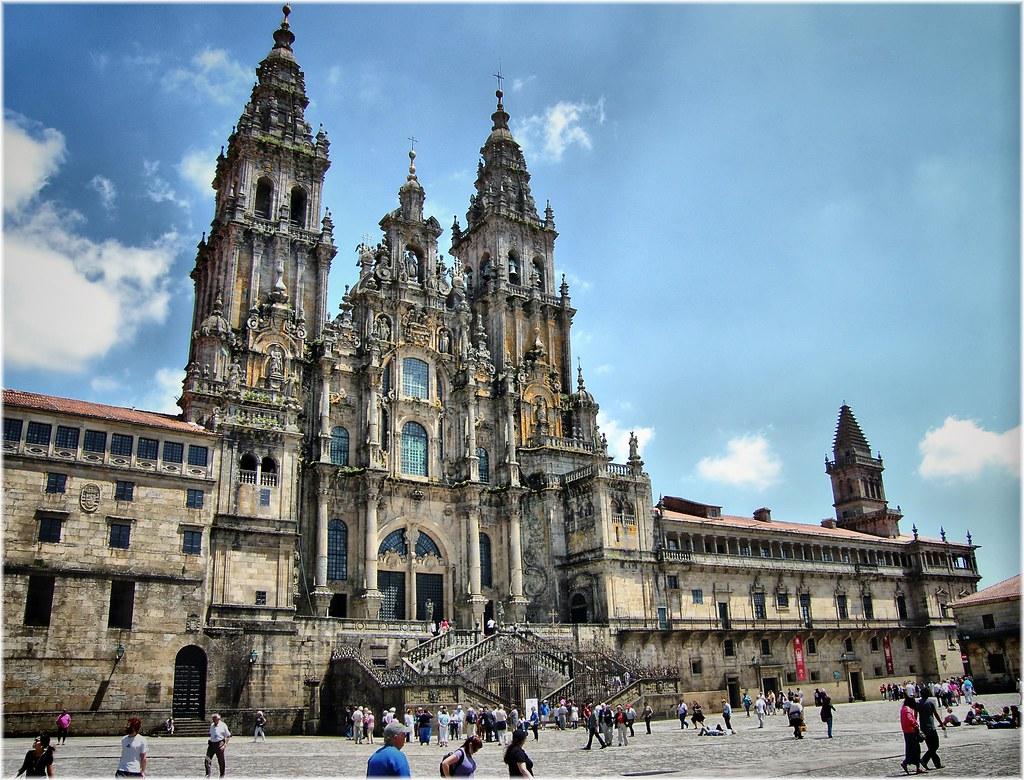 3034 catedral de santiago de compostela samsung digital - Arrokabe arquitectos santiago de compostela ...