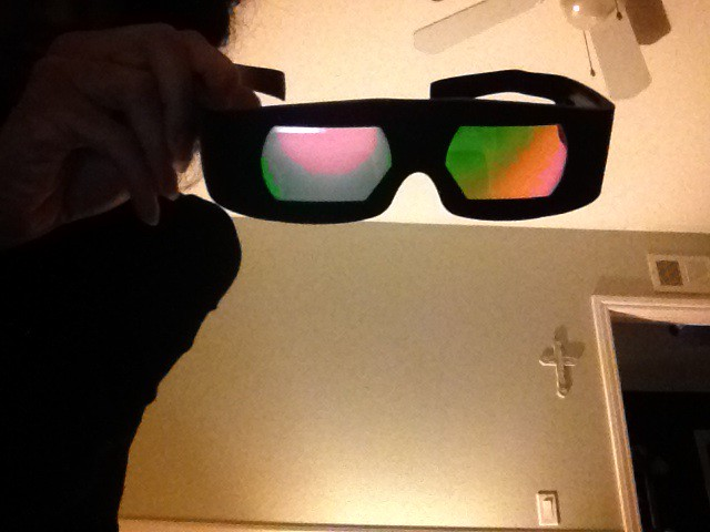 Dolby 3d glasses for star tours and spider man universal s ...