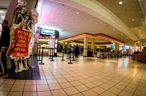 Ballston Mall Food Court Closing