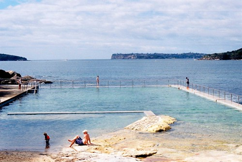 Fairlight Tidal Pool - Manly Sydney | by schorlemädchen