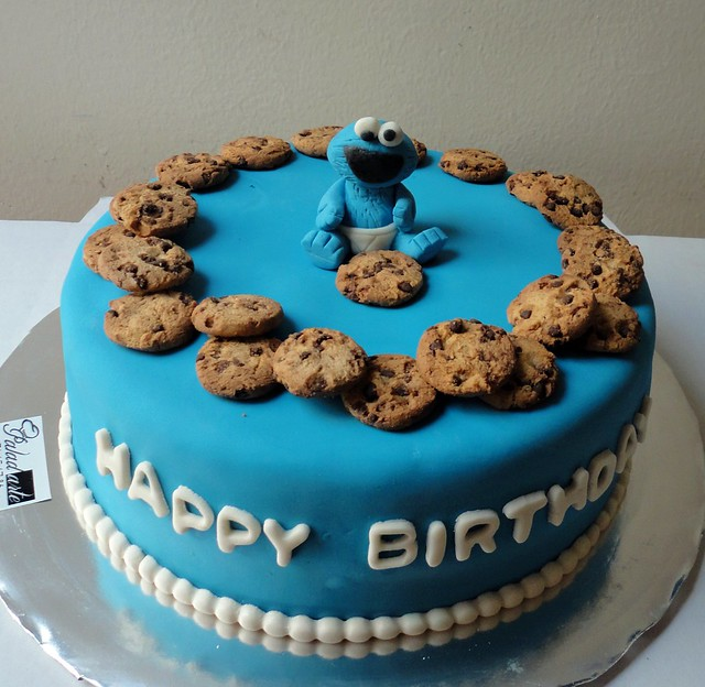 Cookie Onster Cake
