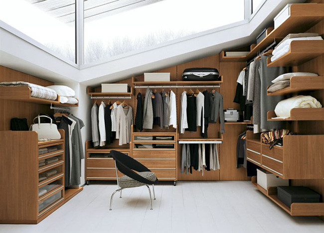 ... The Loft Design Walk In Closet Ideas | By Salar