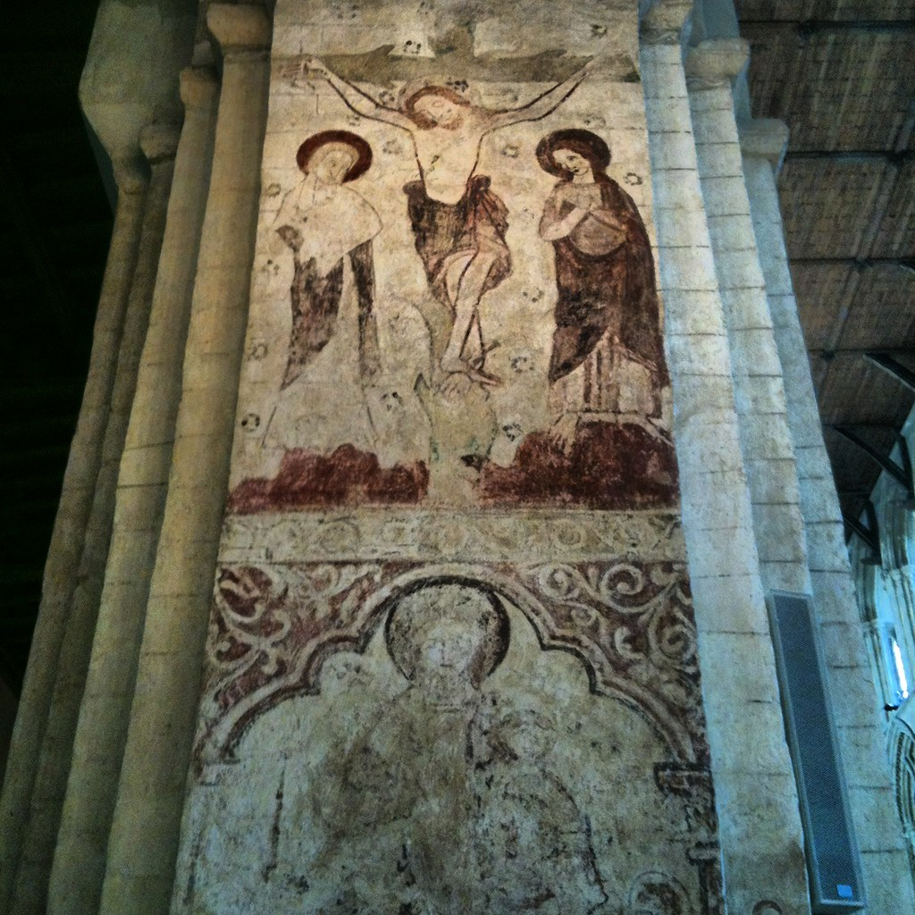Medieval Church Wall Paintings